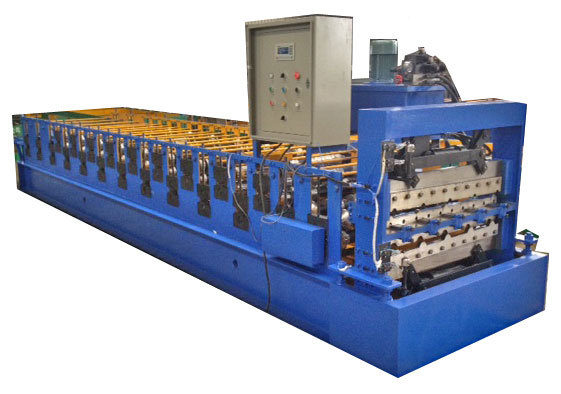 Roll forming machine pbr d1