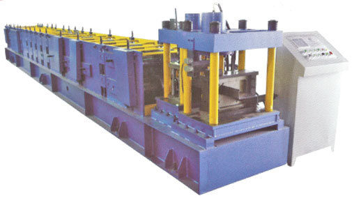 Roll forming machine purlin zee